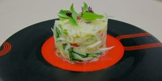 Jills Grill Vegan Recipes - try this Vietnamese raw asparagus salad. Big in flavour and taste!