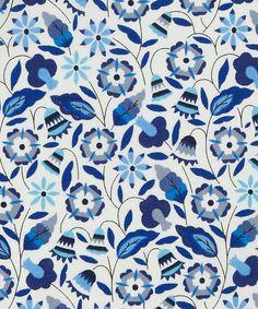 Liberty Art Fabrics Bobo Tana Lawn Cotton | Fabric | Liberty.co.uk