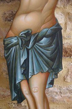 Icon Clothing, Best Icons, Byzantine Icons, Holy Mary, Painted Clothes, Art Icon, Orthodox Icons, Christian Art, Religious Art