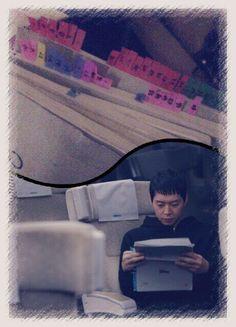 Falling for Him Always - Park Yoochun ❤️ JYJ Hearts