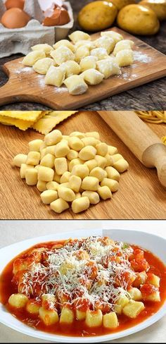 Nhoque de batata Delicioso #Nhoque#comida #culinaria #gastromina #receita #receitas #receitafacil #chef #receitasfaceis #receitasrapidas