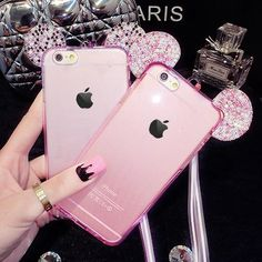 Price: US $ 4.48/piece Buy 2 pcs immediately get 30% discount  Free shipping to Worldwide  Bling Micky Diamond Crystal Rhinestone Strap TPU Cell Phone Back Cover  For Apple iPhone 5S/6/6plus  Color:Rose Red/Silver/Blue ~~~~~~~~~~~~~~~~~~~~~~~~~~~~~~~~~~~~~~~~~~ If you like it, please contact me: Wechat: 575602792  Whats App: 13433256037  E-mail: woxiansul@live.com