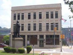 Steubenville, Ohio: Seat of Jefferson County