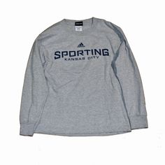 best sneakers 99c8f 887bd Sporting Kansas City Primary Back Logo Tee  20.00