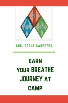 Breathe Journey, Fire Style: Earn Your Cadette Journey While Camping – Use Resources Wisely Girl Scout Swap, Girl Scout Leader, Girl Scout Troop, Cadette Girl Scout Badges, Cadette Badges, Windy Girl, Girl Scout Bridging, Girl Scout Patches, Girl Scout Camping