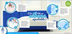 ¿Cómo doblar una sábana ajustable? #Sabanas #Limpieza #Cuidado #Tips #Solucion