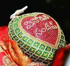Coconut decoration Desi Wedding Decor, Diy Wedding Backdrop, Wedding Stage Decorations, Wedding Crafts, Flower Decorations, Wedding Ideas, Kalash Decoration, Thali Decoration Ideas, Coconut Decoration