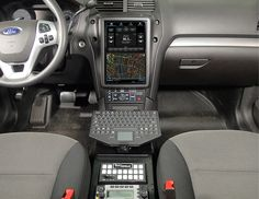 The Havis Integrated Control System is designed for saving space, creating police officer comfort, and the ability to integrate on-board technology. The Los Angeles Police Department has worked with Ford Motor Company, Havis, Inc., National Safety Agency, and Lectronix to co-develop a solution that will give police officers a Touch Screen Display to control critical equipment.