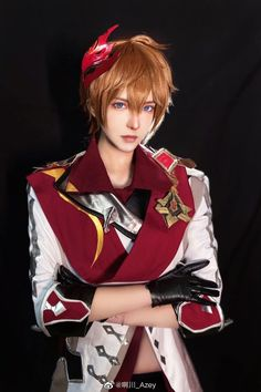 Cosplay Boy, Cosplay Outfits, Cosplay Costumes, Anime Cosplay, Amazing Cosplay, Best Cosplay, Cute Anime Character, Game Art, Cute Pictures