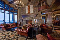 Ski Dream Home - luxury mountain retreat, Utah: Most beautiful houses in the world