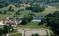 Superb Hotel with spa and horse rideing facilities in the Auvergne Your French Holidays
