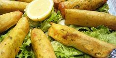 Cigares de Poulet – Recette Marocaine