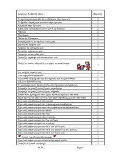 Πρόγραμμα συμπεριφοράς-Είμαι φρόνιμος/η και κερδίζω – The Children's Lab Family Rules, Exercise For Kids, Periodic Table, My Life, Periodic Table Chart, Periotic Table