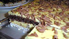 Domáci kokosový Raffaello zákusok s čokoládou - jednoduchá príprava a super chuť! - Recepty od babky