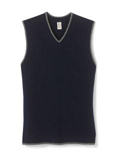 ED Cashmere Vest