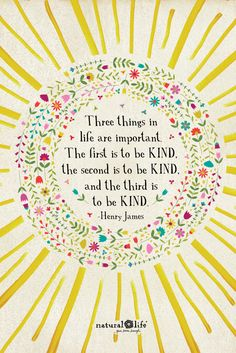 Be #KIND!