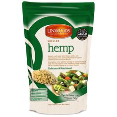 Linwoods Shelled Hemp   Linwoods - Official Trade Sports Nutrition Distributor   Tropicana Wholesale