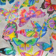Alyona_painter – Millie Marotta