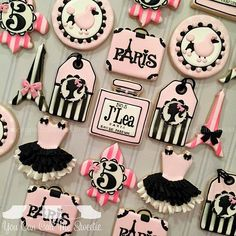 Barbie in Paris for J'Lea's 5th birthday!!!!! #decoratedcookies #decoratedsugarcookies #customsweets #customcookies #customdecoratedcookies #cookieart #cookiefun #cookielove #edibleart #barbie #barbieinparis #paris #jlea
