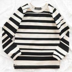 10b17141887 aarrekid organic stripe longsleeve Little Boy And Girl