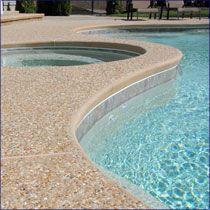 capstone pool coping