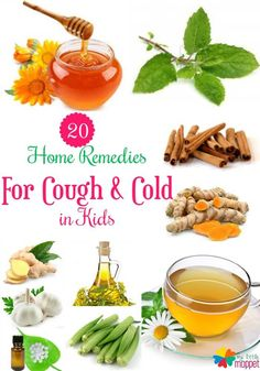 Top 20 Home remedies for Cough and Cold for Babies and Toddlers - My Little Moppet