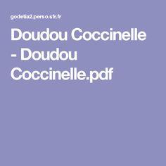 Doudou Coccinelle - Doudou Coccinelle.pdf