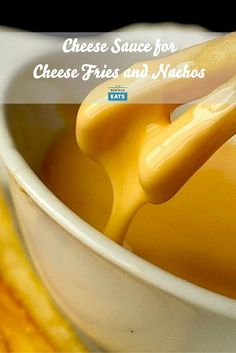 This cheese sauce is gooey and tangy. For a spicier version, substitute half the cheddar cheese with Pepper Jack and add 2-3 minced pickled jalapeños, or to taste.