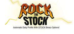 Rock The Stock Demo Account