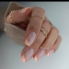 Chic Nails, Glam Nails, Stylish Nails, Beauty Nails, Nude Nails, Trendy Nails, Gliter Nails, Glitter Tip Nails, Glitter French Manicure