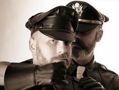 Just a Leather addicted Guy From Germany Leather Cap, Leather Gloves, Leather Motorcycle Pants, Muscle Tattoo, Gay, Men In Uniform, Mens Gloves, Older Men, Hairy Men