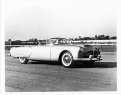 1952 Packard Pan-American #1950s #vintage #cars