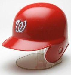 New! Washington Nationals Mini Batting Helmet #WashingtonNationals