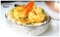 Spicy and Tangy Shrimp Curry - A Manglorean recipe