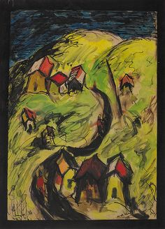 #H A Gade#, Works On Paper, 24 Hour Online Auction: Mar 26-27, 2014, lot 127, #Indian Art#, #Saffronart#