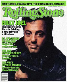 Rolling Stone Magazine High School Kid