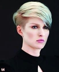 Hottest Short Hair Style Pictures 2014