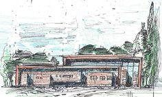 Sketch  by  luigi  rabellino