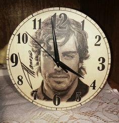 Egyedi falióra-Fernando Alonso