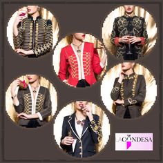 #lacondesa @lacondesaconde Waist Coat, Military Style Jackets, Unif, Feeling Special, Military Fashion, Band, How To Wear, Slip On, Hipster Stuff