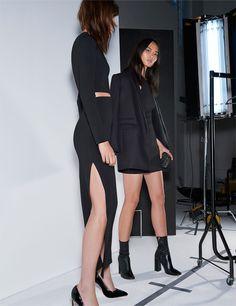 Los mejores 9 vestidos negros de Zara para pasar una Noche de fin de año perfecta. El vestido perfecto para la Noche de fin de año 2015...