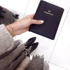 The 9 Best Passport Holders for International Travel Passport Pictures, Passport Application, Couple Travel, Pack Your Bags, Photos Voyages, Picture Outfits, Passport Cover, Airport Style, Adventure Is Out There