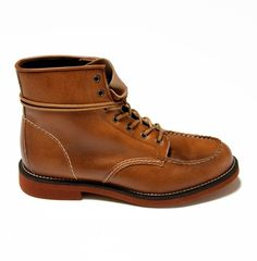 I'm so into these new(?) boots from Brave GentleMan! Not only are they hot and vegan, they are also ethically sourced. Dudes: you should all get these.