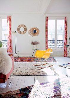 Une déco kinfolk aux couleurs subtiles - Marie Claire Maison