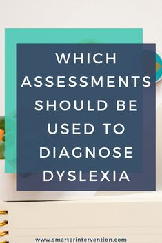The process of diagnosing dyslexia can often feel like this huge mysterious task! It is truly this multiple step challenge for parents, educators, medical professionals, and other professionals working with struggling students. Let's break this down. Reading Intervention Strategies, Reading Resources, Dyslexia Strategies, Types Of Dyslexia, Comprehension Strategies, Reading Comprehension, Reading Test, Teaching Reading, Guided Reading