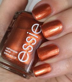 3f24bf96c09  Say It Ain t Soho  from Essie s Autumn 2018 Collection Nail Polish Designs