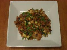 Shrimp & Rice Bake