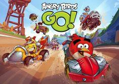 تحميل لعبة Angry Birds Go! v 2.7.3 مهكرة للاندرويد [اخر اصدار]