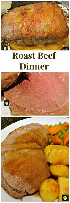 Roast Beef Dinner! Here I help you prepare an entire roast dinner, from the beef to the gravy, veggies, potatoes etc with all the timings!