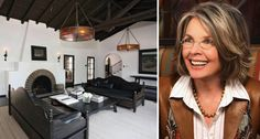Diane Keaton's Luxury Spanish Hacienda #house #design #decor